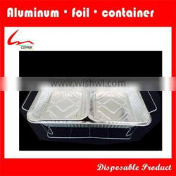 Wire Chafing Rack for Full Size Aluminum Foil Steam Pans