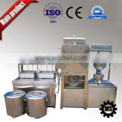 ISO Certificates automatic tofu making machine price factory