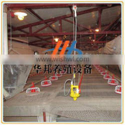 Whole Poultry equipment for Broilers and Breeders Made in China