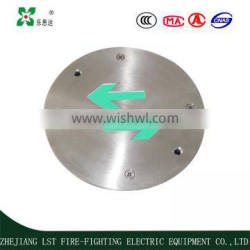 China high quality Wear resistance and pressure resistance circle underground lamp