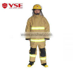 Fire fighting protective clothing for fireman