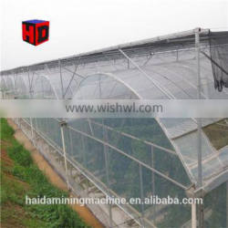 China commercial agricultural greenhouse for farm