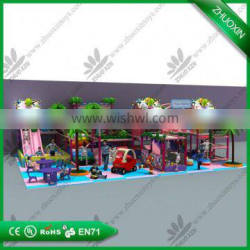 High quality commercial kiddie naughty fort for sale