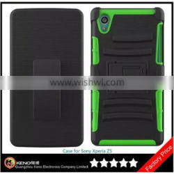 Keno 2015 China Wholesale! Custom Mobile Phone Hard Cover Case for Sony Z5 Compact