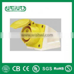 WLN113-4/WLN123-4 male power cord plug