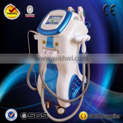 Luxury 5 in 1 Multi Function Beauty Machine for hair and tattoo removal(CE,ISO,BV)