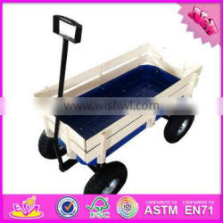 2016 new fashion wooden baby carriage stroller W16A029