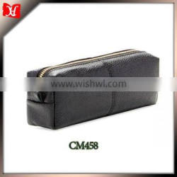 2015 fashion trendy Special designer cosmetic bag fashion leather toiletry bag