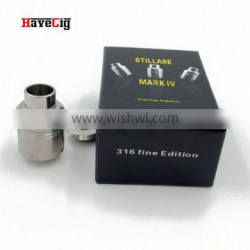 Special rda stillare v4 rda drip tip adjustable atomizer