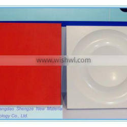 FRP decorative panel/ advertising decorating plate/ fiberglass decorative sheet