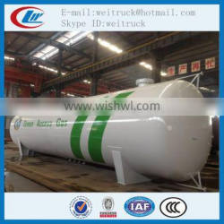 factory selling asme standard 32000gallon lpg tank