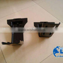 Heavy duty roof rack mounts 4wd car parts steel support mounting bracket for roof rack basket