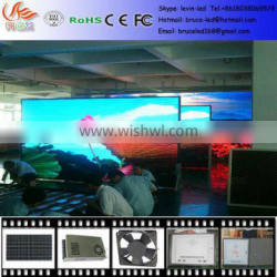 RGX Showroom video P7.62 led display indoor