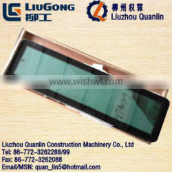 Liugong motor grader part 87A0309 GLASS CLG418 grader window glass