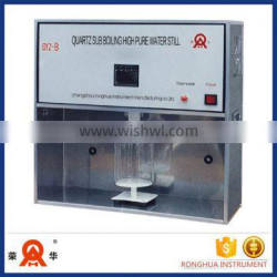High Quality Laboratory Water Distiller Commercial