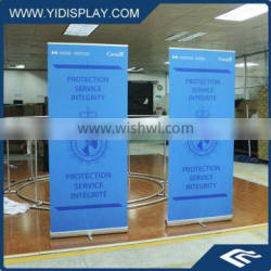 High quality standard roll up stand for door exhibition stand