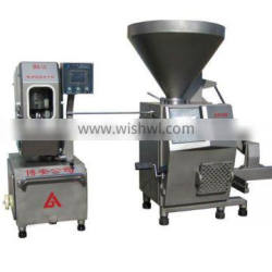 food processing machinery aluminum wire double-clipping machine