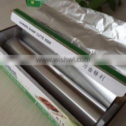 Professional manufacturer tin foil for food wrapping foil