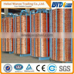 The Leading Supplier of 0.025-4.5mm enameled copper wire brass coated steel wire