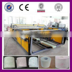 High Speed Toilet Paper Roll Make Machine/Toilet Paper Machine