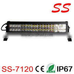 21.5 inch 120w led light bars cree 120W Spot Flood Combo Cree Led Off Road Work Light Bar