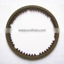 construction machinery spare parts paper base friction disc