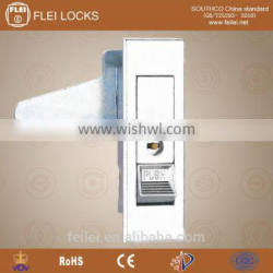High and low voltage electric cabinet plane lock with key /without key