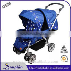 SBT-002 hot selling baby stroller twin carriage and baby twin stroller