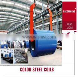 roofing materials prepainted steel coil/prepainted galvanized steel coil from China