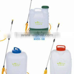 Agriculture Rechargeable Electric Battery Powered Operated Knapsack Garden Insecticide Sprayer