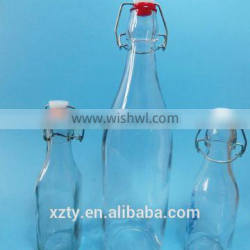 Recycled 250ml-1000ml spice glass bottle with caps