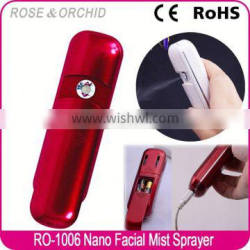 Other Type and Moisturizer, Skin Revitalizer Feature Nano Spray Handy