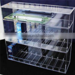 acrylic electronic cigarettes display stand