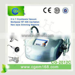 Rush to purchase! cool cryo shape slimming machine with CE