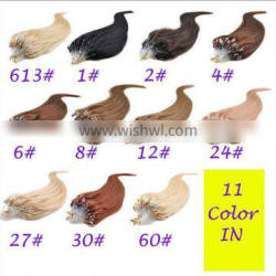 Wholesale Cheap Mirco Ring Remy Hair Extensions