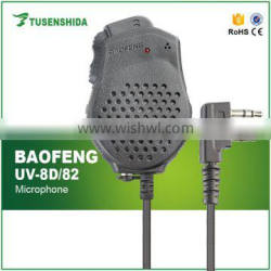 Baofeng 5W Walkie Talkie Baofeng UV-82/8D Microphone with Push-to-Talk PTT