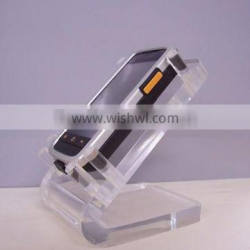 Cellphone display holder ,mobile phone holder stand acrylic plexiglas plastic