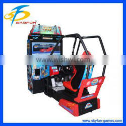 47 inch 3D Ultimate Drift Amusement center racing car game machine equipment