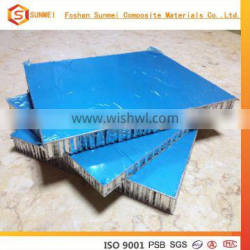 1200*1500mm used sandwich panel production line honeycomb aluminum