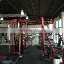W-005 A crossfit rack Crossfit Functional synrgy360