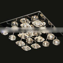 Beautiful modern crystal ceiling light from Guzhen LC5012