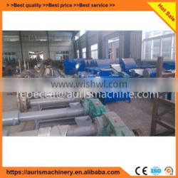 Factory Sale eps foam block melting machine