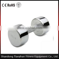 Popular products /Steel Chrome Dumbbell / Strength Equipment