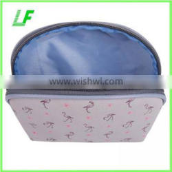 2016 New Printed Cosmetic bag with logo printing Wholesale