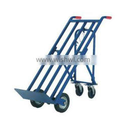 300KG 3 in 1 heavy duty convertible hand truck with solid tires