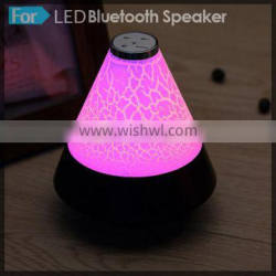 Portable Bluetooth Speaker Wireless with Colorful Led Light
