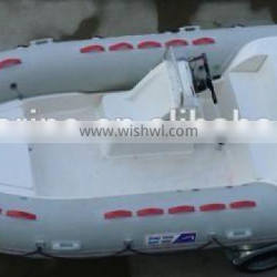 Price for Inflatable Fiberglass Boat approved CCS