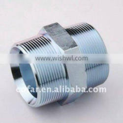 Carton Steel Hydraulic adapter hydraulic fitting
