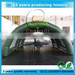 Giant inflatable marquee , inflatable marquee tent