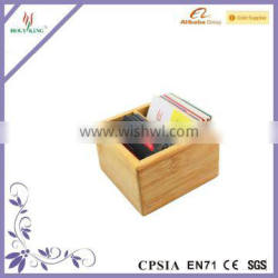 Attractive Wood Name Card Holder Office Favor